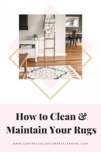 How to Clean and Maintain Your Rugs