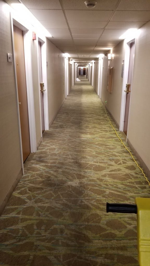 before and after commercial carpet cleaning fresno ca